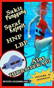 Alat Hidroterapi & Berlatih di Dalam Air
