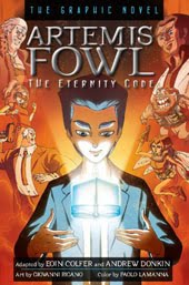 ARTEMIS FOWL - The Eternity Code Graphic Novel - out on July, the 9th pre-order it now