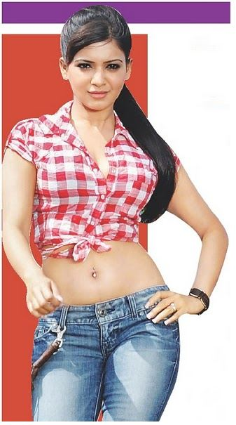 Samantha+hot+photos+in+jeans