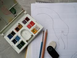 Encargos, originales, clases particulares, cursos de dibujo,... alejandratoledoarte@gmail.com