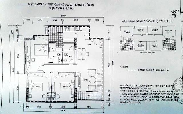 mặt bằng căn hộ phú gia residence 3