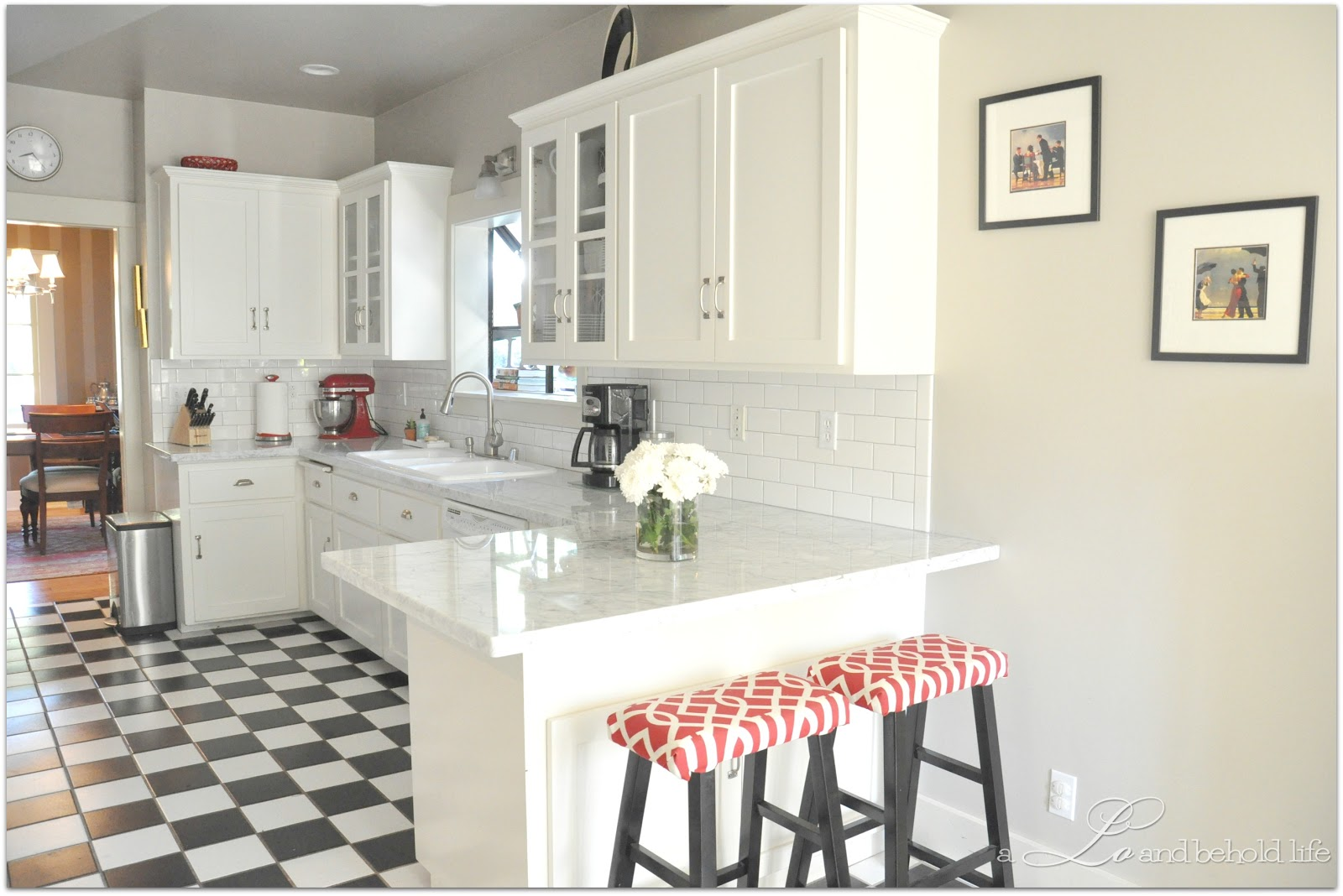 Home Tour Part 3: Kitchen Reveal | A Lo and Behold Life