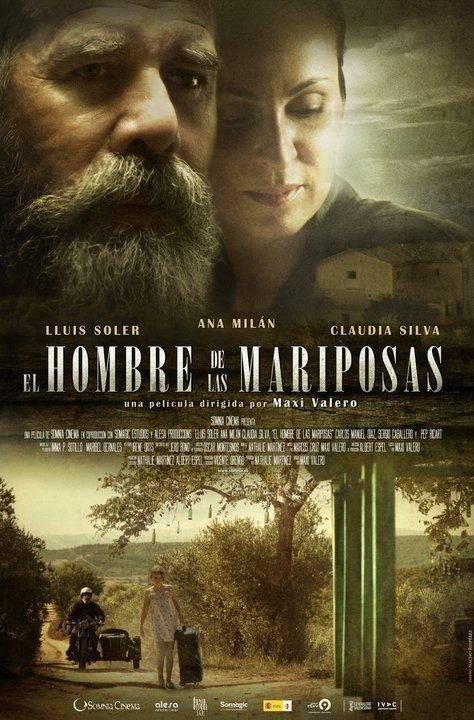 El hombre de las mariposas (2011) [Latino]