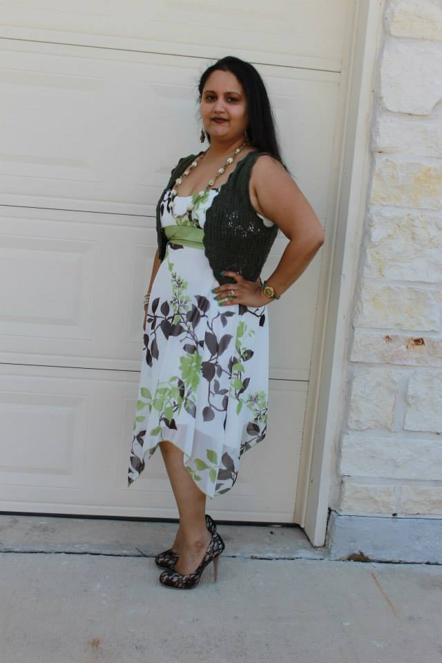 Everyday fashion trends luau party outfit
