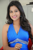 Manali Rathod photos in blue-thumbnail-18