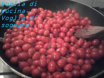 sughetto ai pomodorini