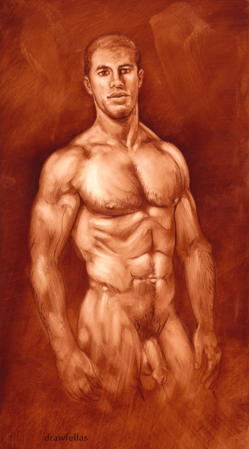 nude art male Erotic fantasy