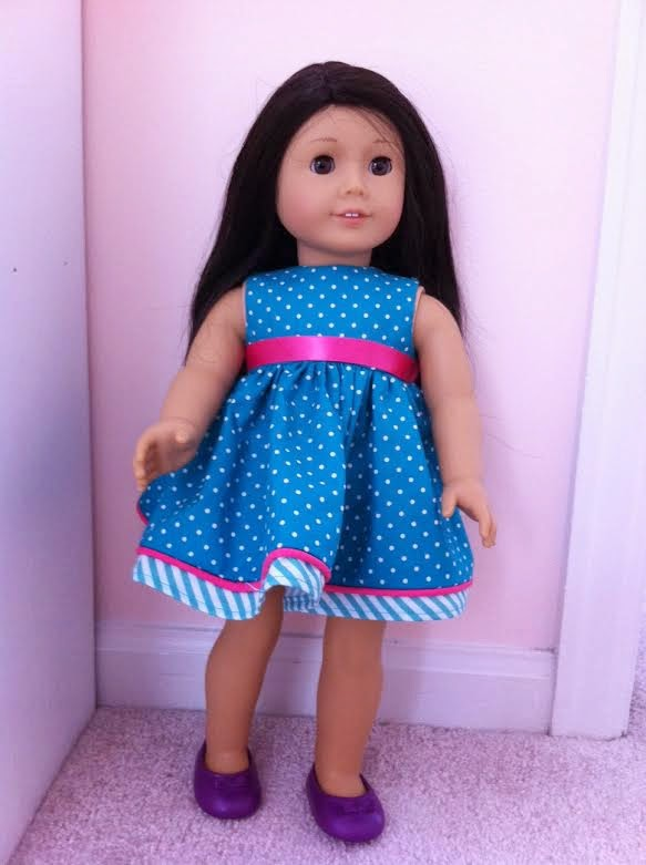 Sweet Magnolia Way Sewing Patterns For An American Girl Doll