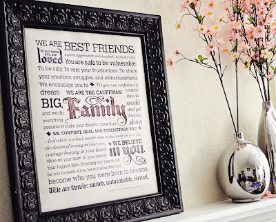6db5bfc206ac2f7fe510454d602aba78edeacfbf Personalized Family Manifesto Giveaway! (March 5th   March 12th)