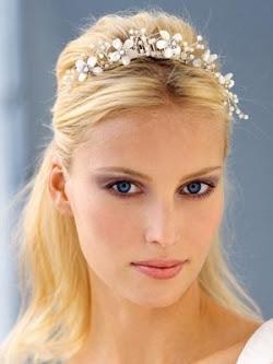 peinados de novia moda 2013