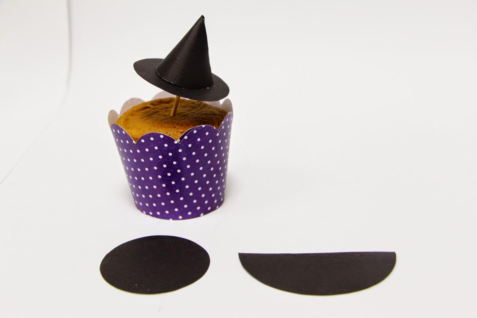 剪一個直徑4.5公分的圓(帽緣)、直徑6.5公分的圓 ...