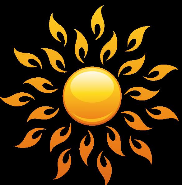 Gifs y fondos pazenlatormenta im genes variadas del sol - Sol en verre transparent ...