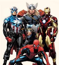 Verdades como puños. Sólo molan 4 Súper Héroes