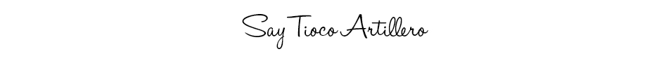 Makeup By Say Tioco Artillero