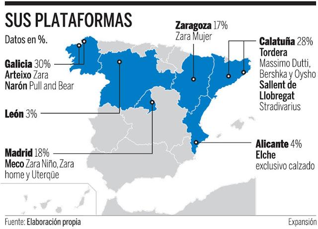 Cna inditex a costa del sudor de las costureras gallegas for Oficinas inditex barcelona