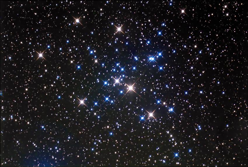 M41 trong chòm sao Canis Major. Tác giả : Anthony Ayiomamitis.