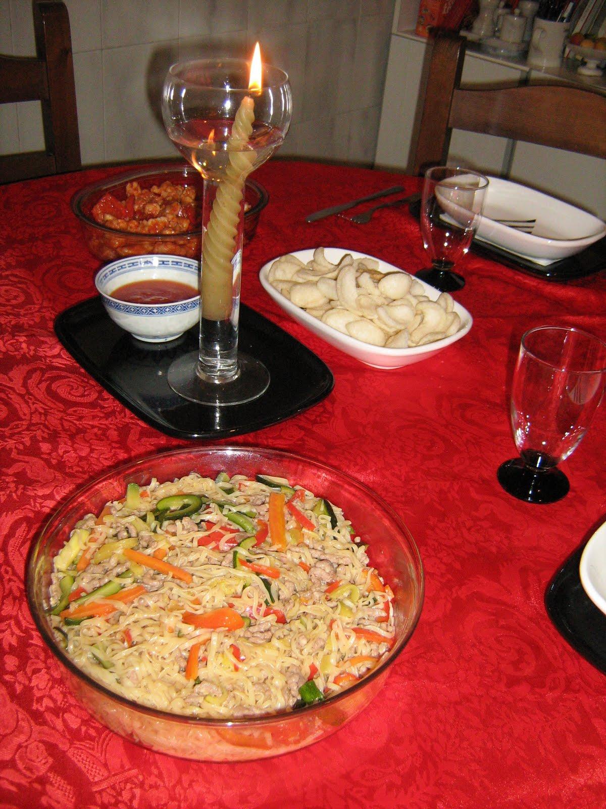 La cucina di lilla men cinese for Menu cinese ricette