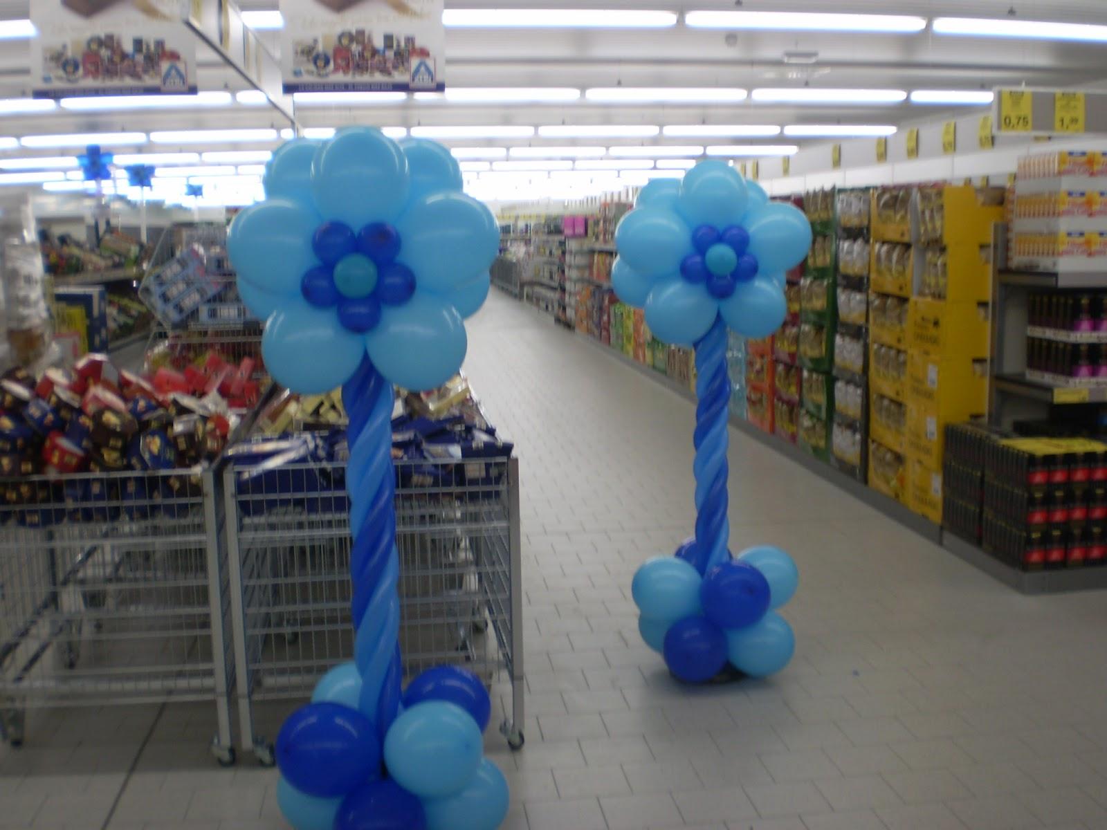 El mundo de ende decoracion inaguracion supermercado aldi for El mundo decoracion