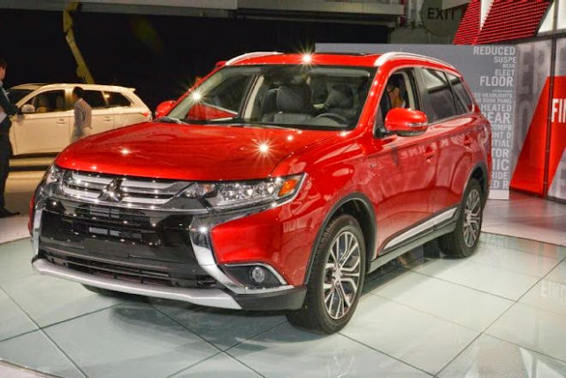 2016 Mitsubishi Outlander release date and price
