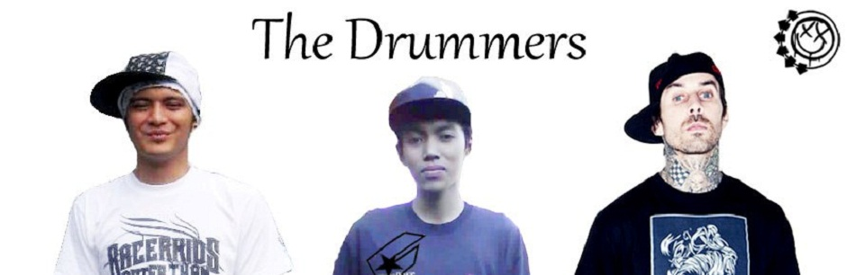 No.1  The drummers