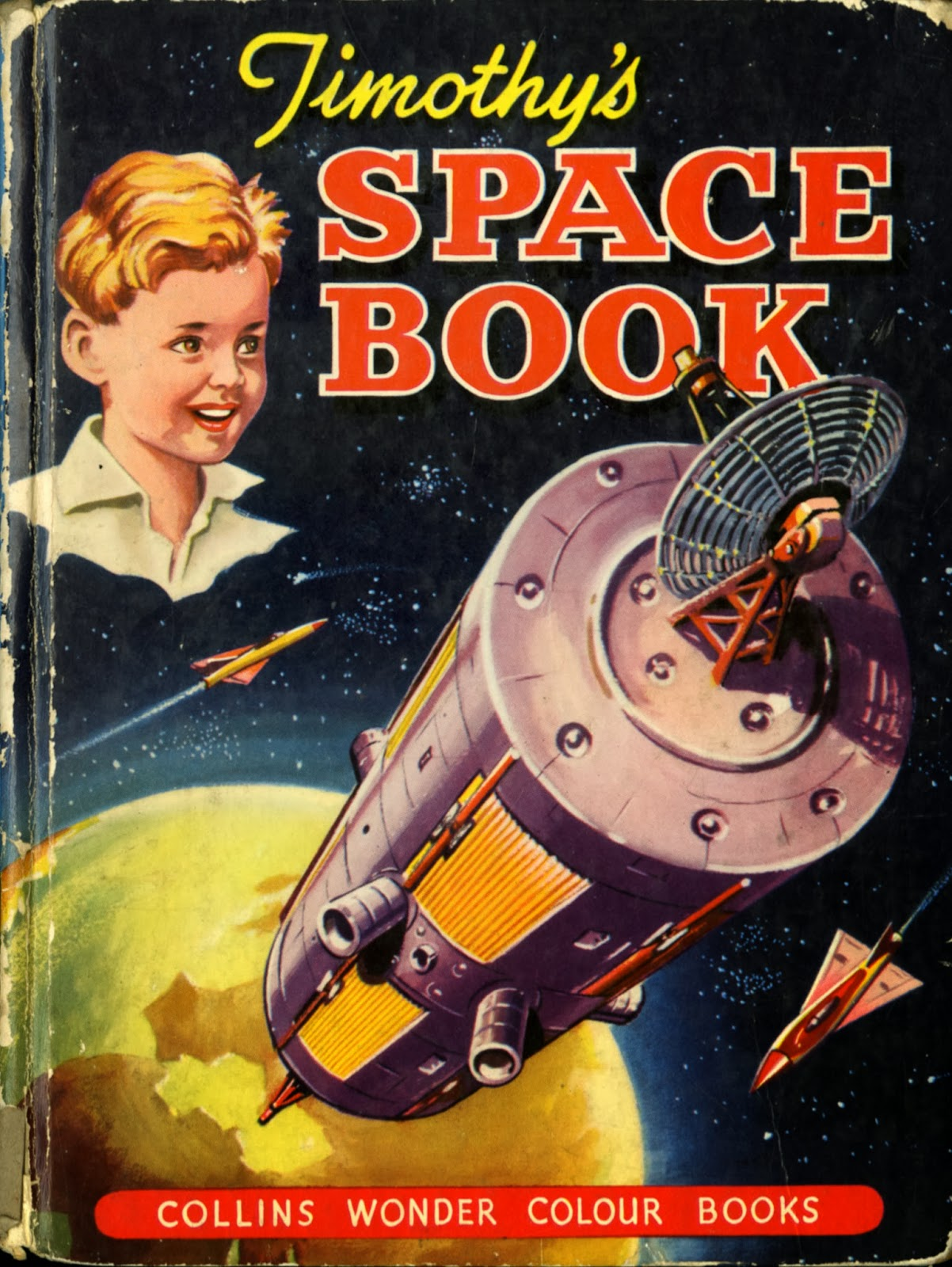 Book 1961 Timothy's Space Book 1961