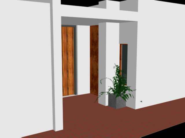 Dise o de interiores y parquizaci n yessyriggo for Diseno de interiores 3d 7 0