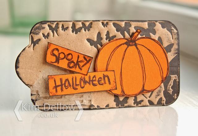 Fiskars Fuse Tag for Halloween