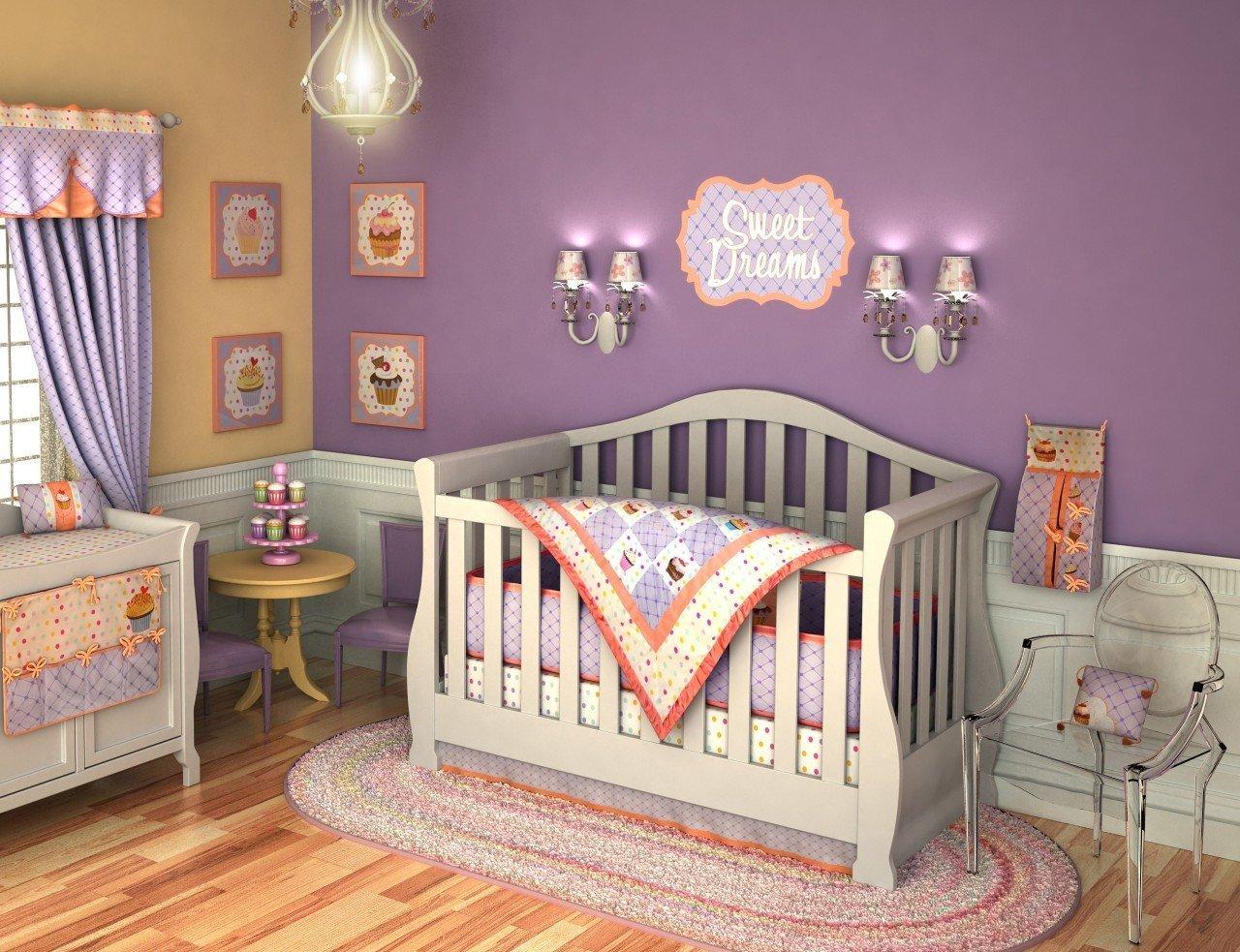 Design chambre bébé fille   bébé et décoration   chambre bébé ...
