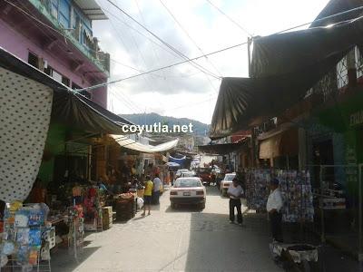 Comercio en Coyutla