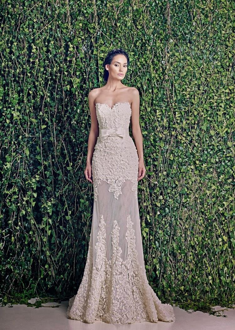Sax blog zuhair murad wedding dresses for Zuhair murad 2014 wedding dresses