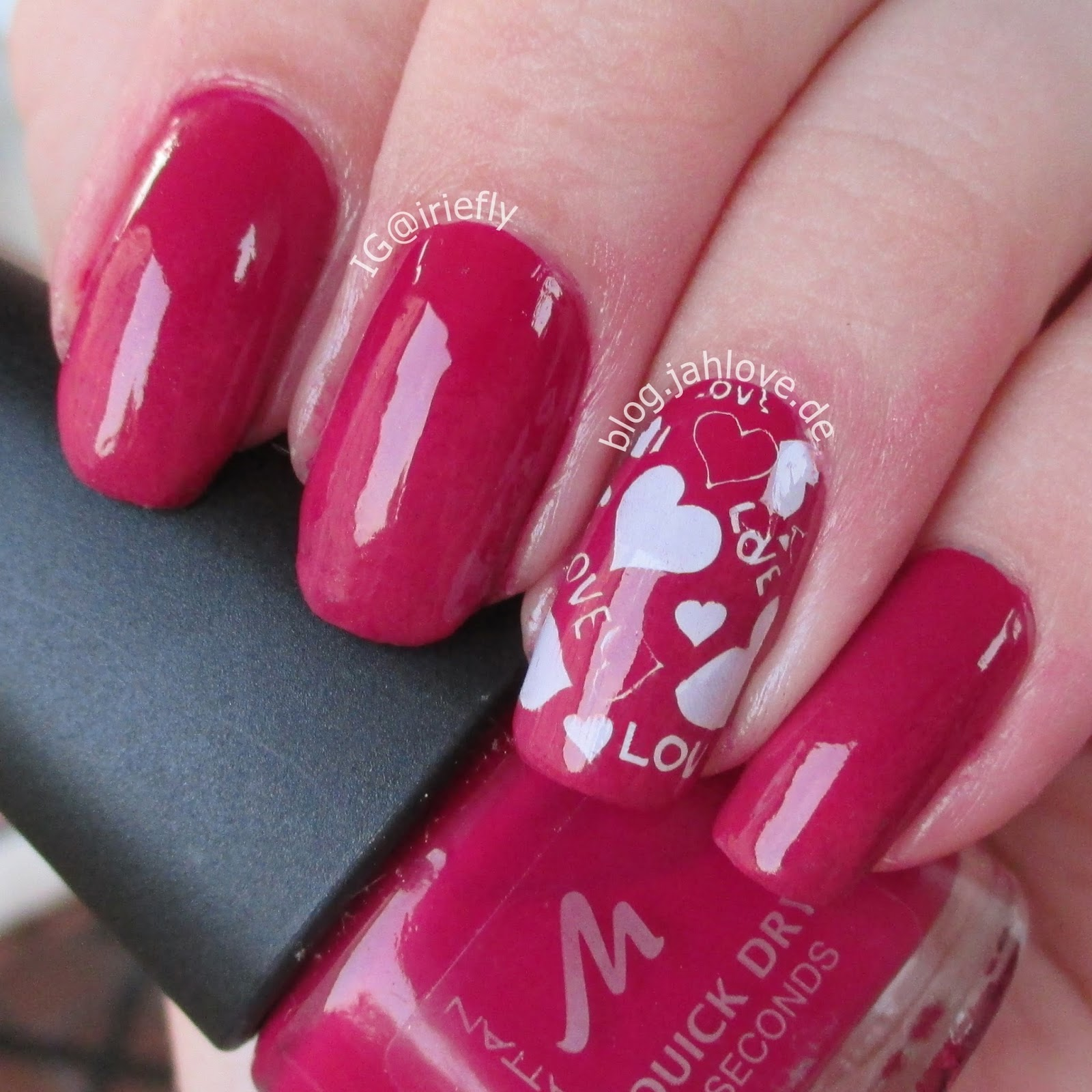 blog.jahlove.de ::.: [Nails] Manhattan Quick Dry \