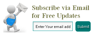 Subscribe via Email Widget for Blogger and WordPress