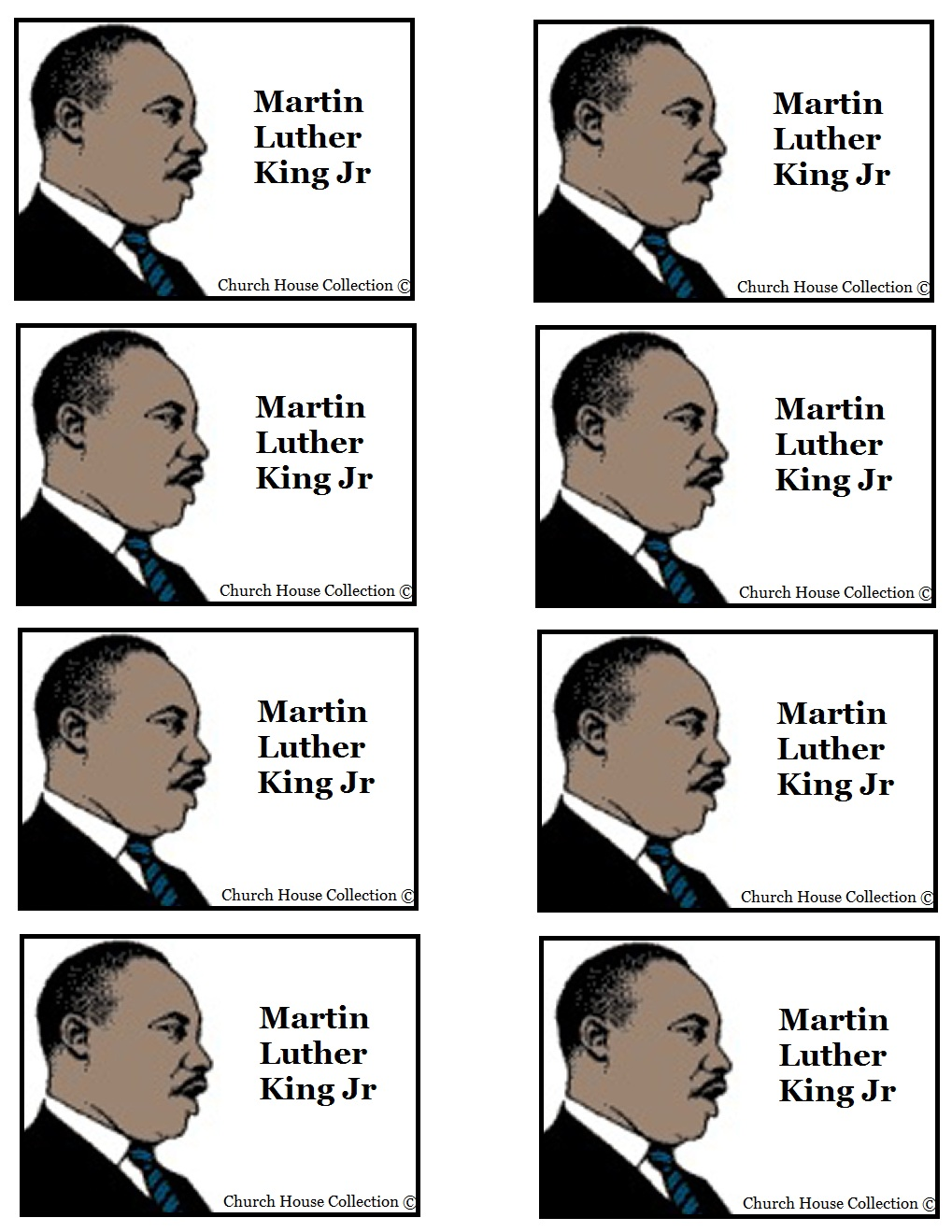 paper on martin luther king jr