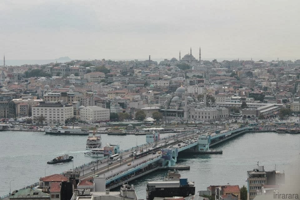 Estambul. Hitzen Mundua