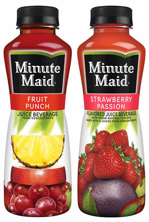 minute maid fruit punch is fresh fruit juice healthy
