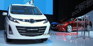 Peluncuran Mazda Biante 2012