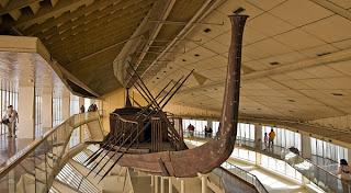 Miteri Perahu Kayu Berumur 4500 Tahun
