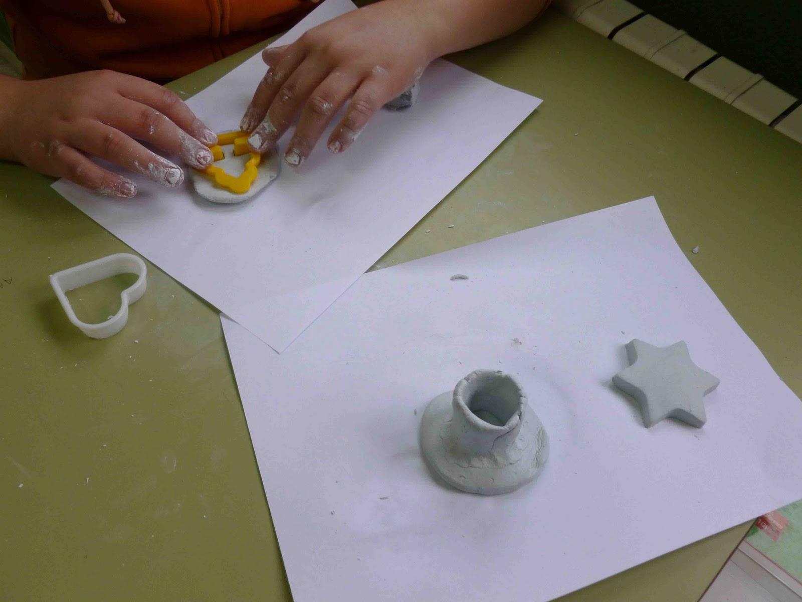 C e i p juan xxiii las lumbreras monteagudo manualidades - Pasta para modelar manualidades ...