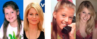 Antes y ahora de las actrices de Full House