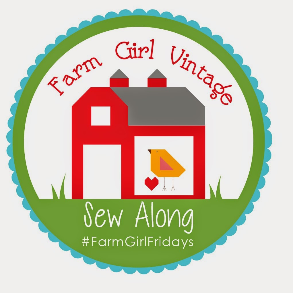 Farm Girl Vintage SAL