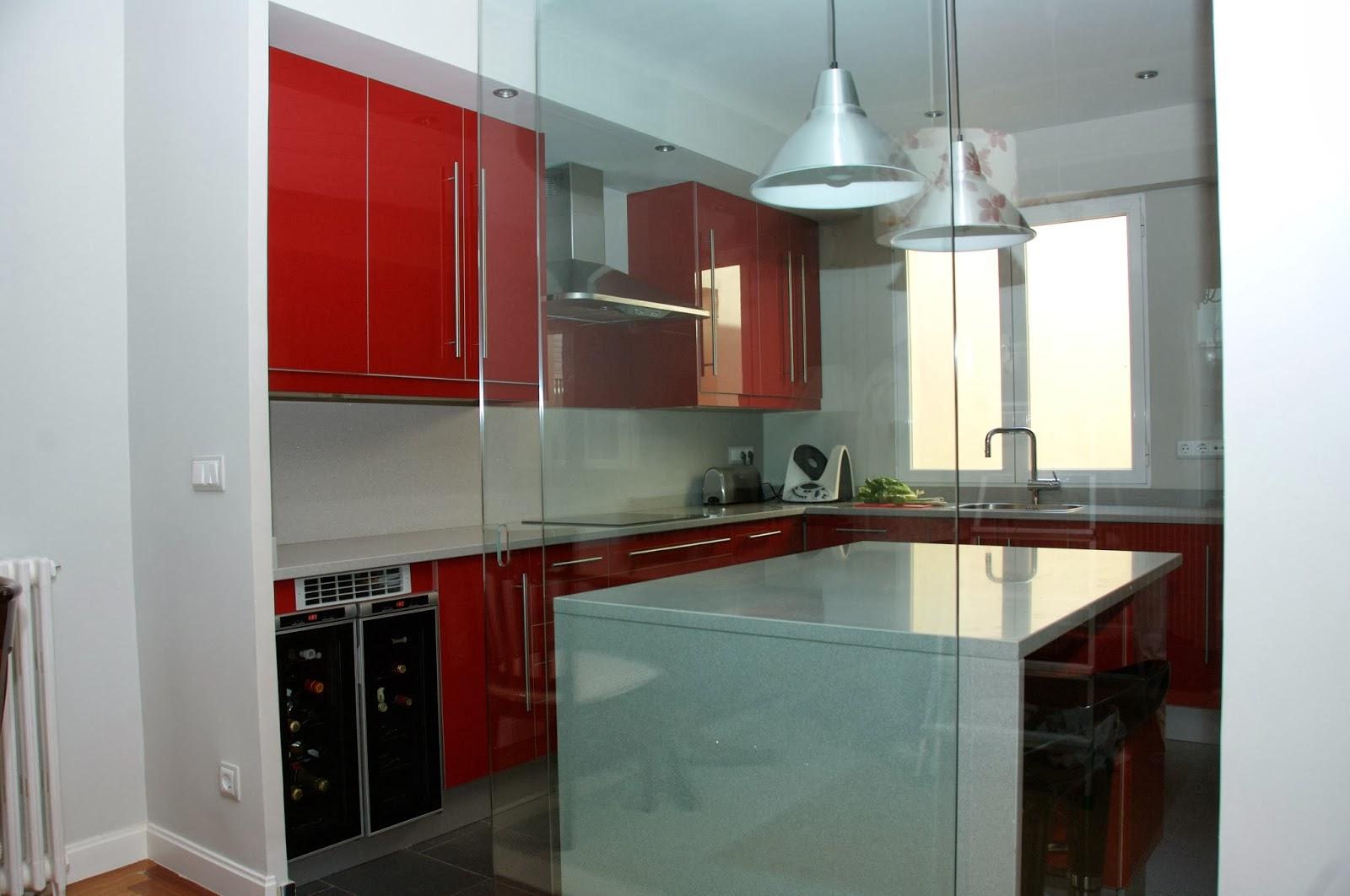 Goitorre arquitectura interiorismo y construcci n desde - Cerrar cocina americana ...