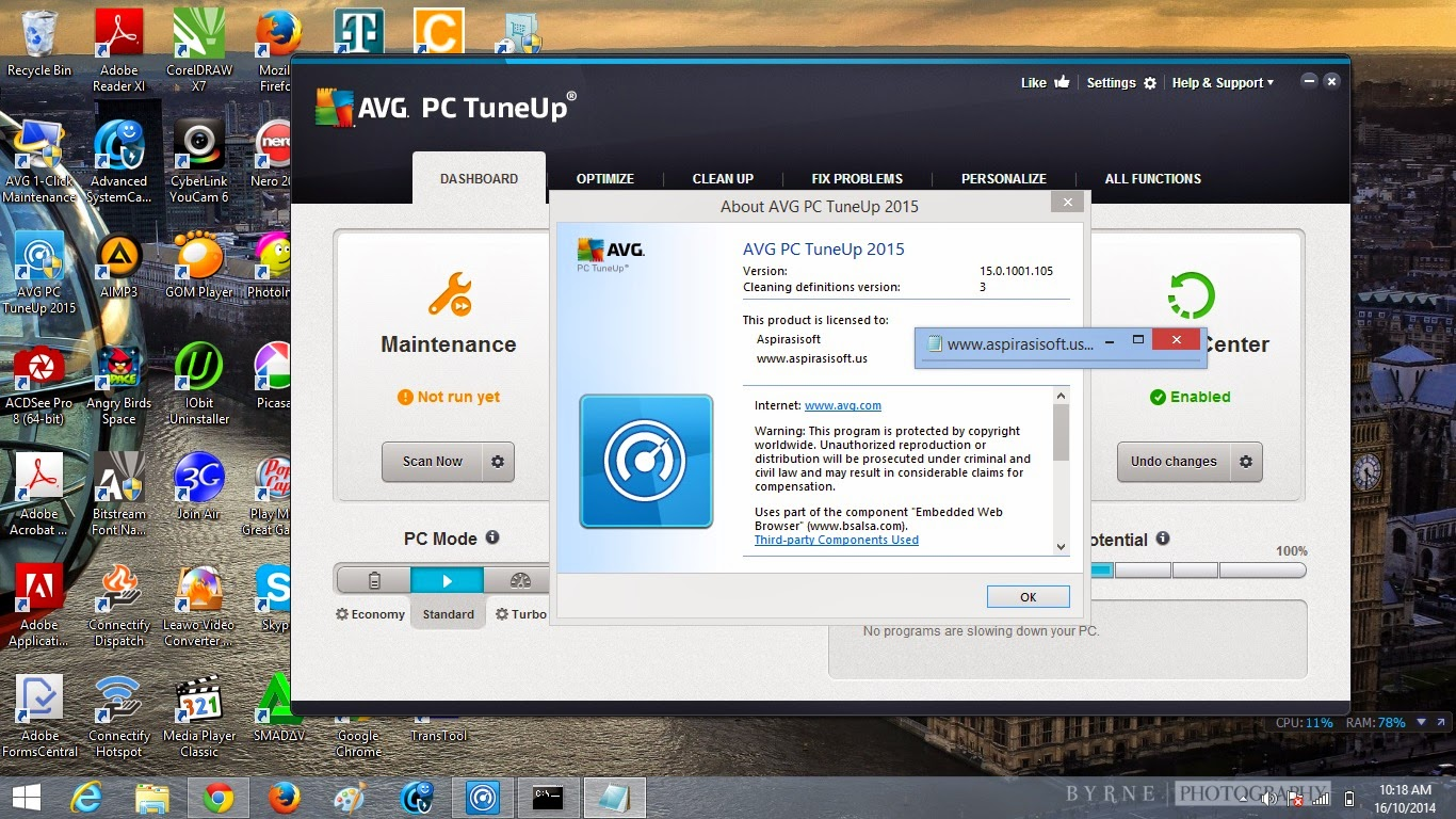 AVG PC TuneUp 2015 Full Serial Number - Uppit