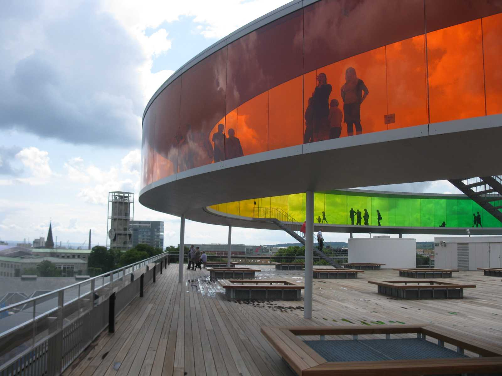 Your+rainbow+panorama+by+Olafur+Eliasson