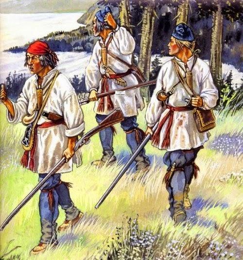 Canadien's Militias picture 1