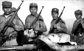 """""""El día que asesinaron al Che""""- (documental)"""