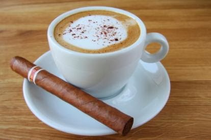 CUBAN Coffee Pleasure In A Glass