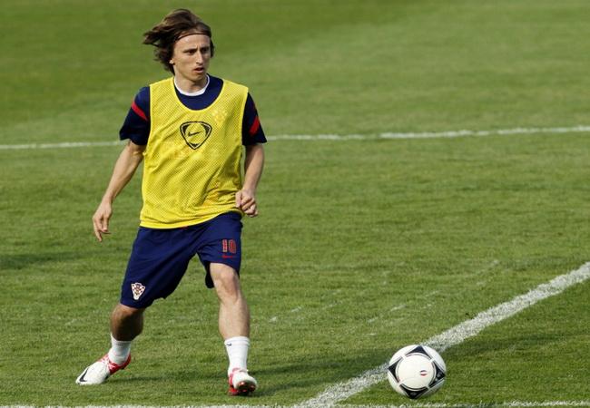Luka Modric Akui Punya Misi Penting di Laga Kroasia vs Inggris
