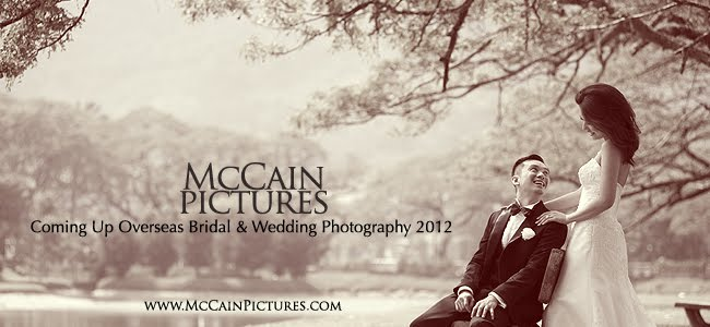 Malaysia Professional Wedding Photographer – McCain Goh's blog McCain Photography . your w
