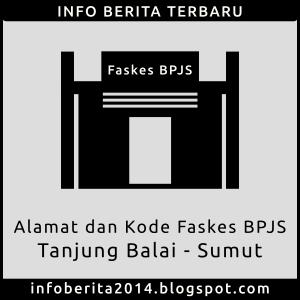 Alamat dan Kode Faskes BPJS Tanjung Balai