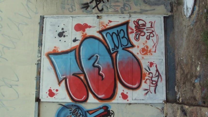 graffiti tot